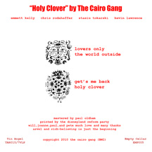 the Cairo Gang - Holy Clover