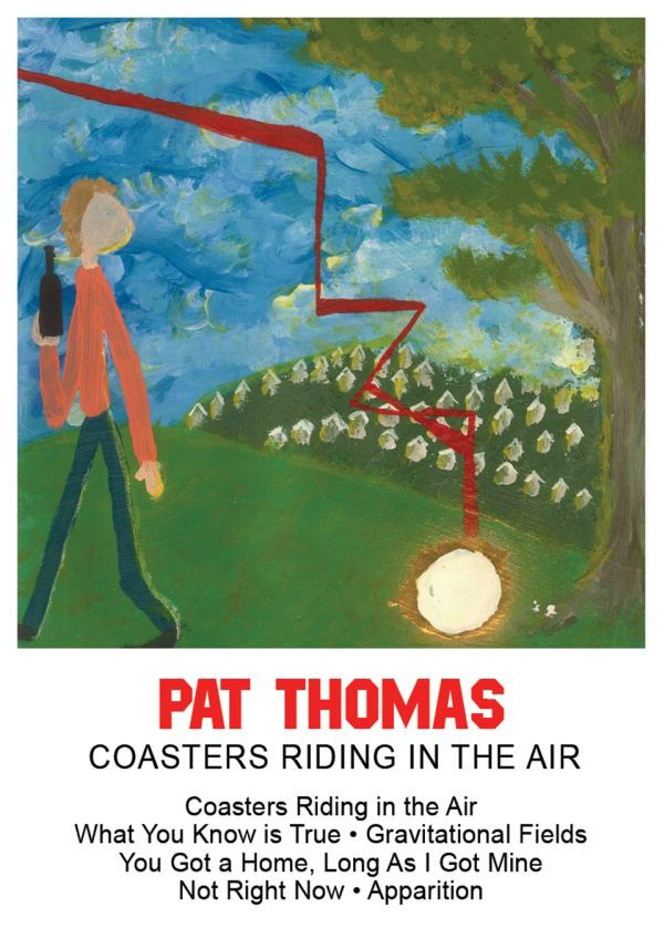 Pat Thomas Album Art